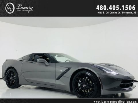 Pre-Owned 2015 Chevrolet Corvette 2LT