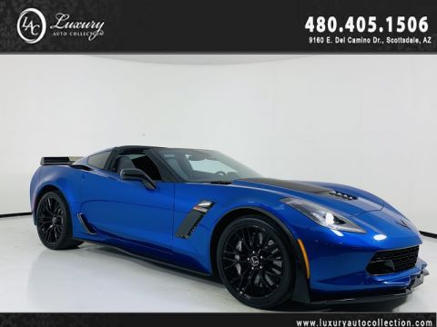 Pre-Owned 2015 Chevrolet Corvette Z06 Coupe