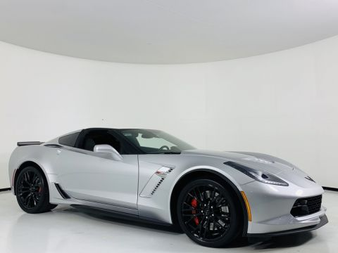 Pre-Owned 2019 Chevrolet Corvette Z06 Coupe