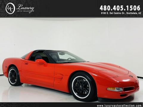 Pre-Owned 1998 Chevrolet Corvette Coupe