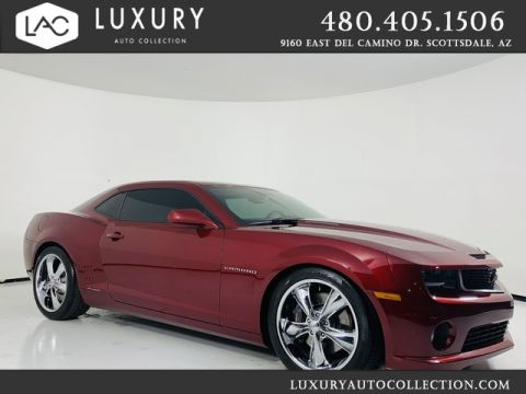 Pre-Owned 2011 Chevrolet Camaro 2SS Callaway Conversion