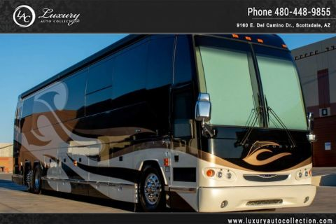 Pre-Owned 2011 Prevost Prevost H3-45 VIP Outlaw Coach Conversion