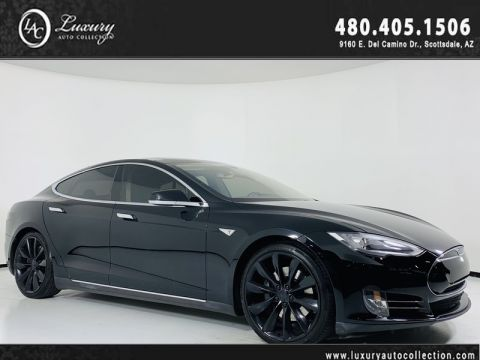 Pre-Owned 2013 Tesla Model S Performance
