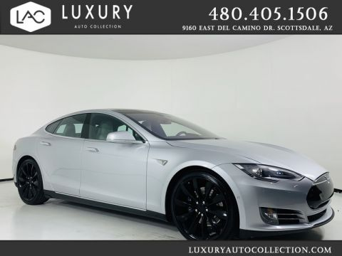 Pre-Owned 2016 Tesla Model S 90D AWD