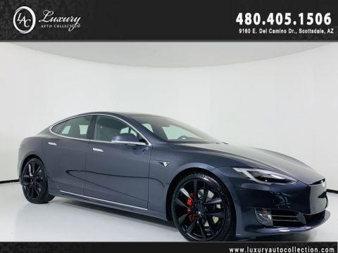 Pre-Owned 2018 Tesla Model S P100D AWD Sedan