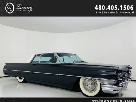 Pre-Owned 1964 Cadillac DeVille Coupe / Air Bag Suspension / Custom