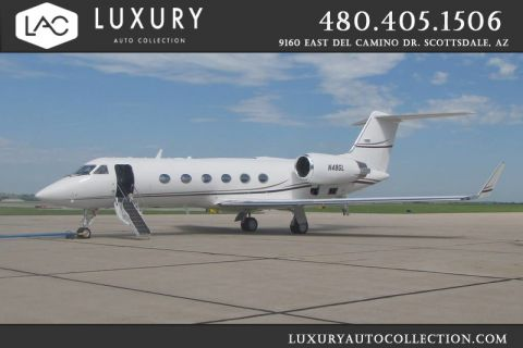 Pre-Owned 1988 Gulfstream G-IV