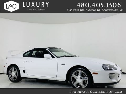 Pre-Owned 1997 Toyota Supra Turbo 6-Spd