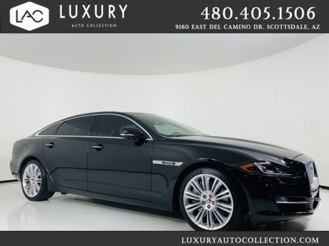 Pre-Owned 2016 Jaguar XJ XJL Supercharged