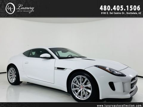 Pre-Owned 2015 Jaguar F-TYPE V6