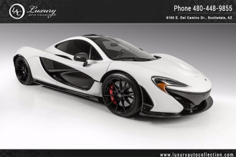 Pre-Owned 2015 McLaren P1 Coupe Plug-In Hybrid