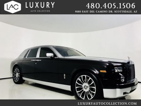 Pre-Owned 2004 Rolls-Royce Phantom Sedan