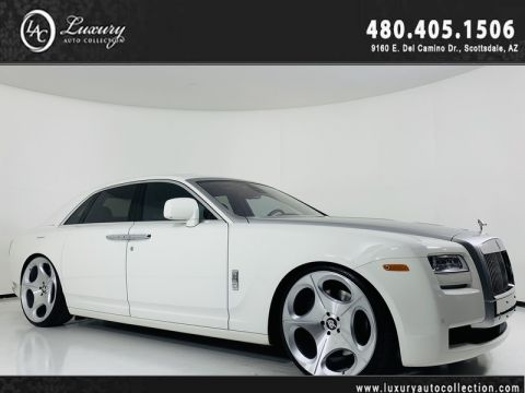 Pre-Owned 2011 Rolls-Royce Ghost Sedan