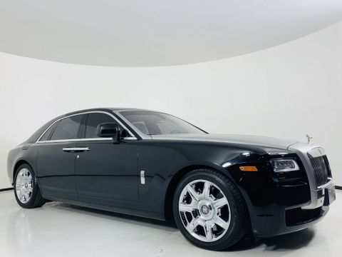 Pre-Owned 2010 Rolls-Royce Ghost CPO Warranty