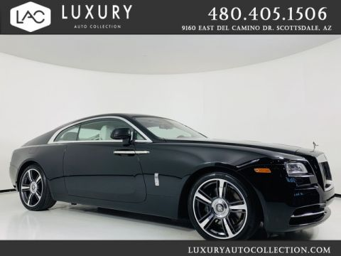 Pre-Owned 2016 Rolls-Royce Wraith 2dr Coupe