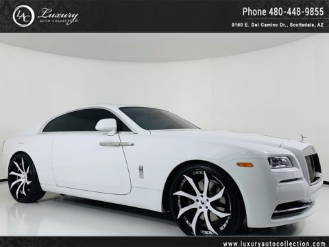 Pre-Owned 2015 Rolls-Royce Wraith Coupe