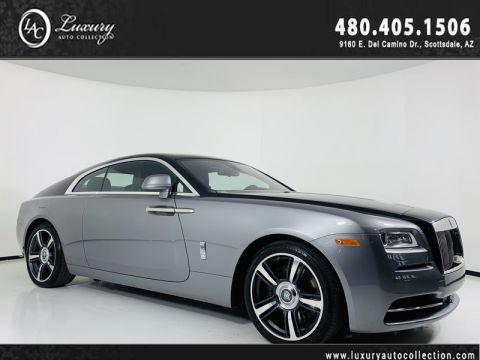 Pre-Owned 2014 Rolls-Royce Wraith Coupe