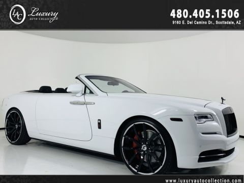 Pre-Owned 2018 Rolls-Royce Dawn Convertible