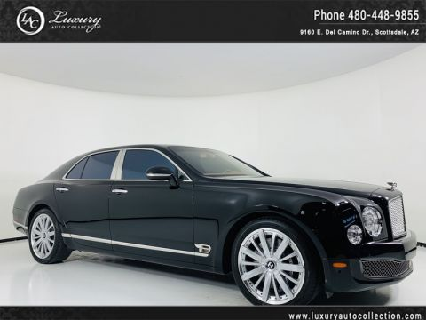 Pre-Owned 2013 Bentley Mulsanne 4dr Sedan
