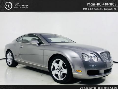 Pre-Owned 2005 Bentley Continental GT Coupe Just Serviced