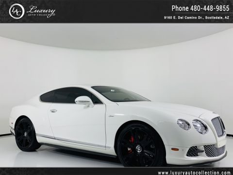 Pre-Owned 2015 Bentley Continental GT Speed Coupe
