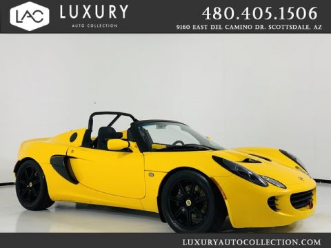 Pre-Owned 2005 Lotus Elise 2dr Convertible