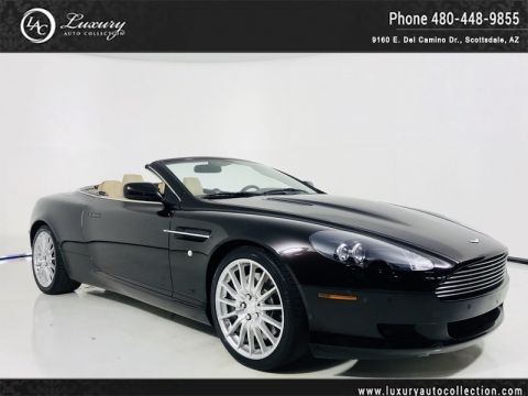 PreOwned Aston Martin For Sale In Scottsdale Luxury Auto Collection - Pre owned aston martin