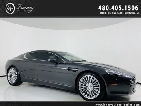 Pre-Owned 2011 Aston Martin Rapide