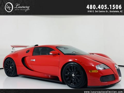 Pre-Owned 2006 Bugatti Veyron 16.4 w/ GS Suspension Upgrade