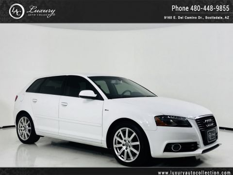 Pre-Owned 2011 Audi A3 HB S 2.0 TDI Premium Plus Turbo Diesel