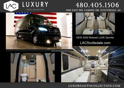 New 2020 Midwest Automotive Designs LUXE Daycruiser No Partition