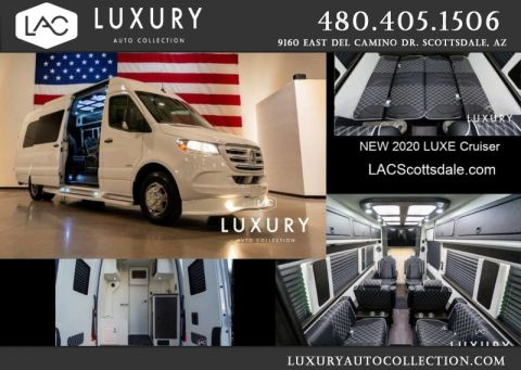 New 2020 Midwest Automotive Designs LUXE Daycruiser Arched Partition