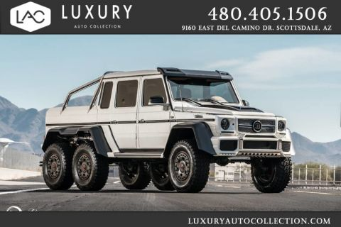 Pre-Owned 2014 Mercedes-Benz G-Class G 63 AMG® 6X6 BRABUS B700 Package