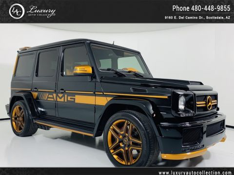 Pre-Owned 2013 Mercedes-Benz G-Class G 63 AMG® Mansory and Hamann Spiyrdon