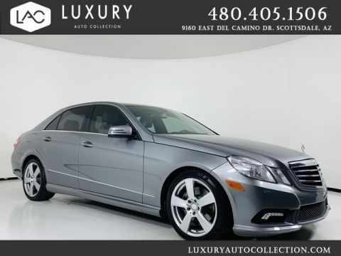 Pre-Owned 2011 Mercedes-Benz E-Class E 350 Sport RWD Sedan
