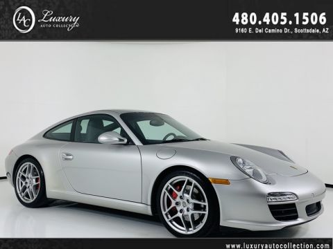 Pre-Owned 2009 Porsche 911 Carrera S Coupe