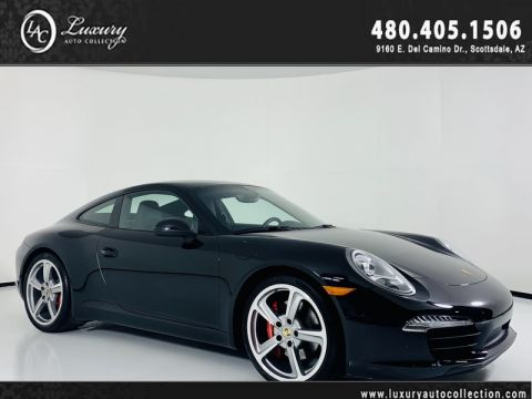 Pre-Owned 2013 Porsche 911 Carrera S Coupe