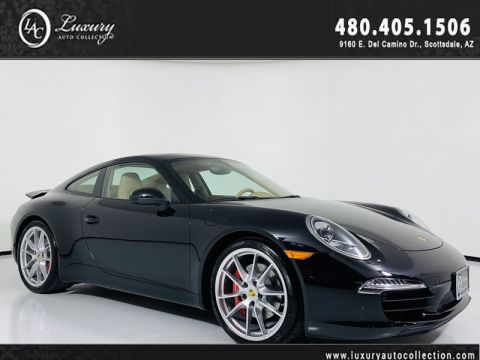 Pre-Owned 2016 Porsche 911 Carrera S Coupe