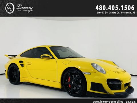 Pre-Owned 2008 Porsche 911 Turbo Coupe