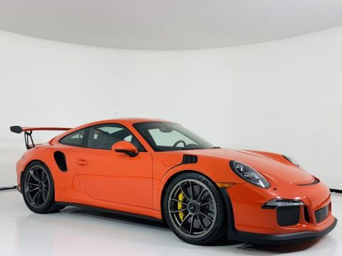 Pre-Owned 2016 Porsche 911 GT3 RS Coupe