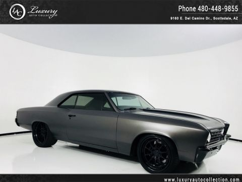 Pre-Owned 1967 Chevrolet Chevelle RestoMod | +650hp Supercharged LT4 Powered