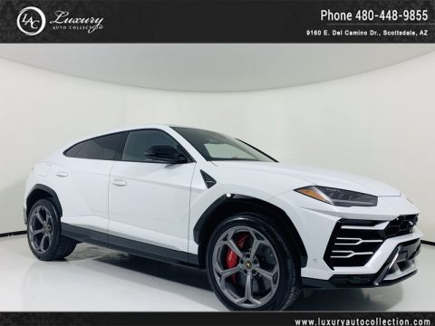 Pre-Owned 2019 Lamborghini Urus AWD SUV *On the Ground & Ready*